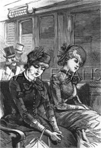 Hell's Recruits: two young women of Quebec are lured to New York for a life of sin and slavery. Date: 1886