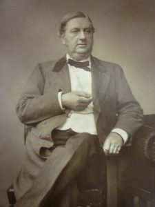 Minahan's nemesis: Gladstone's Home Secretary, Sir William Harcourt MP